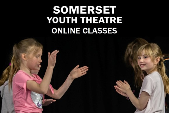 Online Somerset Youth Theatre photo
