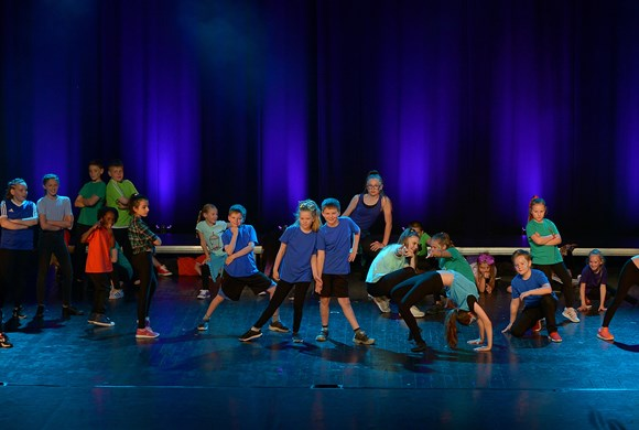 Online Octagon Street Dance 1 (5-9yrs)  photo