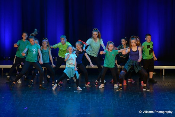 Online Octagon Street Dance 2 (10-16yrs)  photo