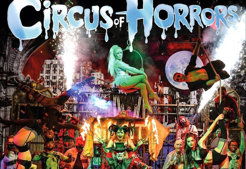 Circus of Horrors: Revamped and Rocking