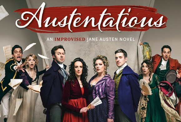 Austentatious: The Improvised Jane Austen Novel photo