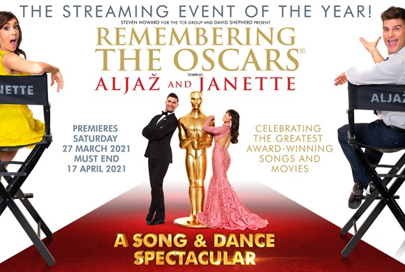 Remembering The Oscars: The Streaming Event Of The Year!