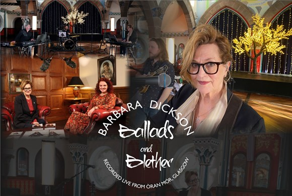 Online Event: Ballads & Blether with Barbara Dickson photo