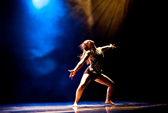 Online Somerset Graduate Dancers: Contemporary with Drum photo