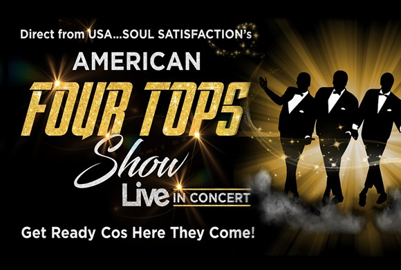 American Four Tops Show Live In Concert photo